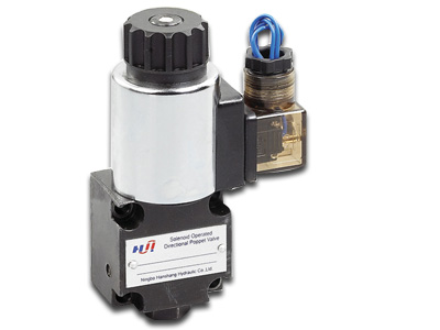 Solenoid operated unloading ball valves